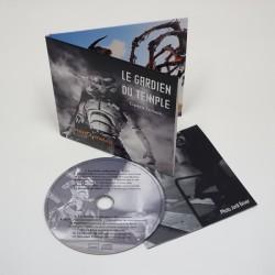 CD - LE GARDIEN DU TEMPLE - MINO MALAN