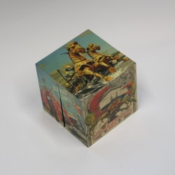 Magic Cube Carrousel des Mondes Marins