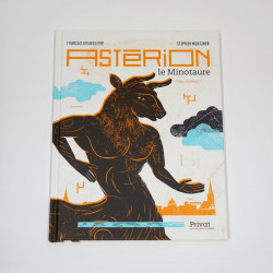 Astérion - The Minotaur