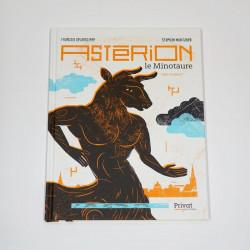 Astérion - Le Minotaure