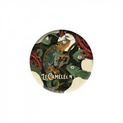 Grand Badge Caméléon