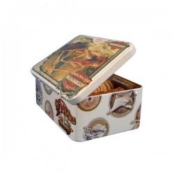 SQUID SUGAR BOX