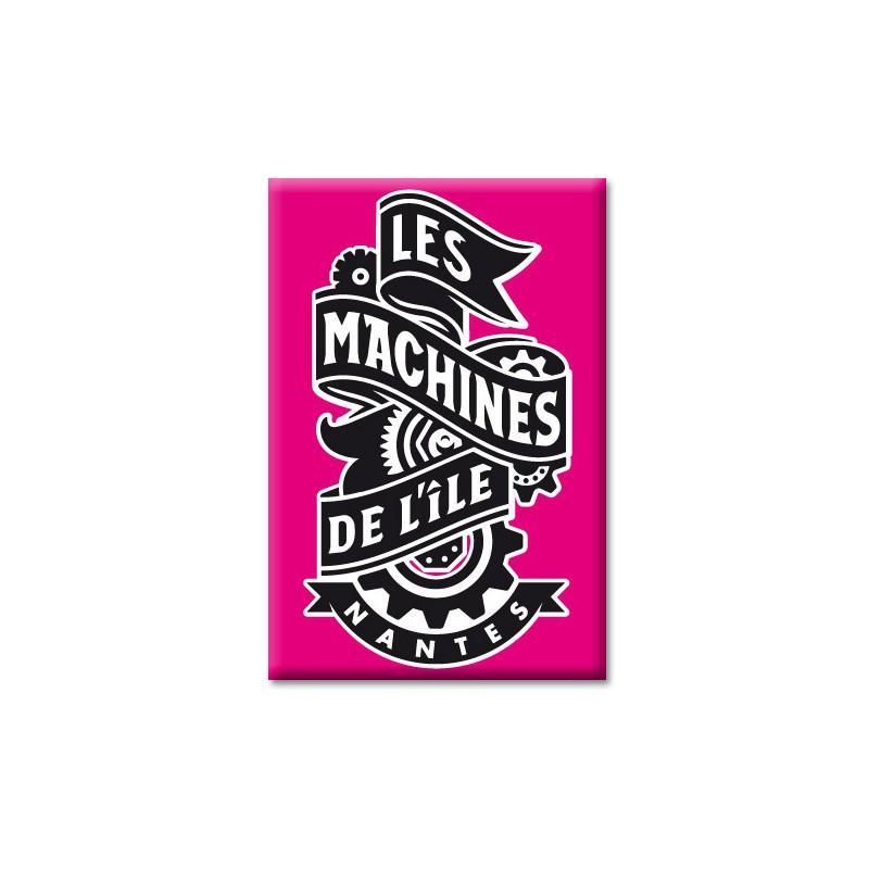 MAGNETS MACHINES DE L'ILE
