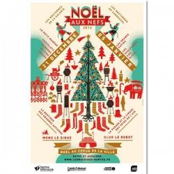 GRANDE AFFICHE NOEL 2013