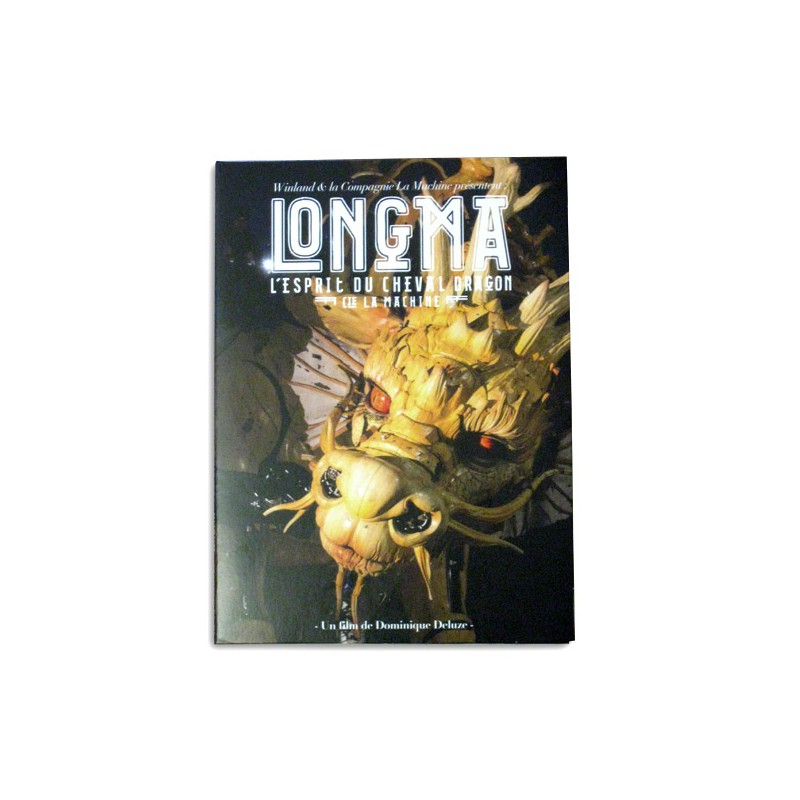 LONGMA - L'ESPRIT DU CHEVAL DRAGON