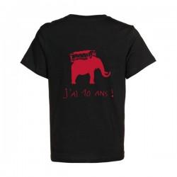 """T-Shirts """"J'ai 10 ans !"""" - Homme"""