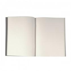 Cahier de brouillon gris