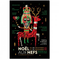 AFFICHE NOEL AUX NEFS 2017