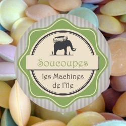 The Machines saucers