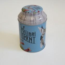 Boite à Thé - Colibri Géant