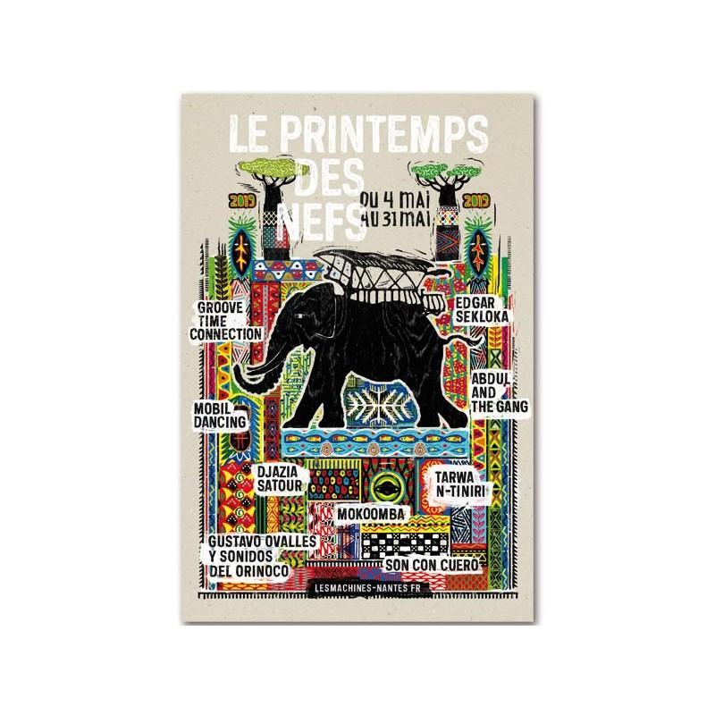 Affiche Printemps 2019