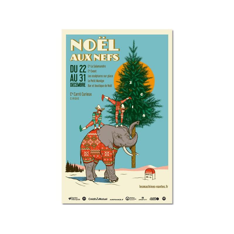 Grande Affiche Noël 2018